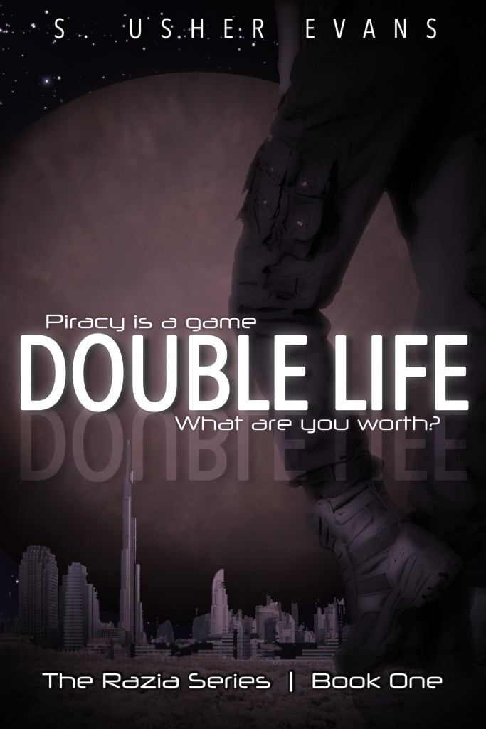 Double Life, the first book in a space opera featuring space pirates and bounty hunters, is now available as a free download from Sun's Golden Ray Publishing